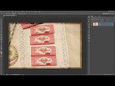 ▶ Tutorial Photoshop: Diseñando etiquetas para chocolatinas personalizadas. - YouTube