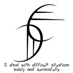 """Sigil Athenaeum - """"I deal with difficult situations easily and..."""