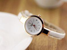 Paris Design Fashionable Wristwatch for Women qij tes watch $6.50