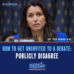 Bucking the establishment gets you uninvited to the party @Women4Bernie