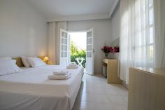 Comfort doesn't need to be expensive.    #silverbeach #patmos #grikos #silverbeach