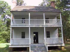 Harmony Hall Plantation (White Oak,North Carolina)