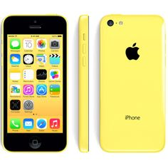 Omg. My life is now complete because there is a yellow Iphone.