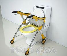 gerol rollator for elderly 05 Medical Design, Healthcare Design, Elderly Assistance, Elderly Products, Mobiles, Handicap Bathroom, Bathroom Safety, Mobility Aids, Elderly Home