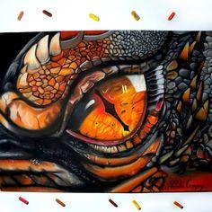 Dragon Eye Drawing, Dragon Sketch, Alligator Tattoo, Smaug Dragon, Janes Mansfield, Dragon Coloring Page, Crystal Dragon, Cool Dragons, Dragon Artwork