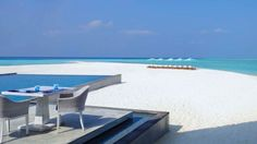 Dan & Jo On Tour: Heading across Baa Atoll to the world-class Four Seasons Landaa Giraavaru today...