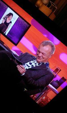 Dots on BBC Graham