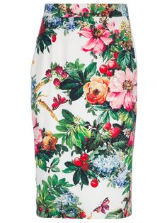 Discover the best designer high waisted skirts at Farfetch now. Find high waist skirts for women from a range of coveted luxury brands. Printed Pencil Skirt, Street Outfit, Elegant Outfit, Women's Fashion Dresses, Dress To Impress, Dress Skirt, High Waisted Skirt, Clothes For Women, Skirts