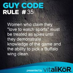 Essential guy code rules on dating