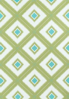 DELRAY DIAMOND, Leaf, W80585, Collection Oasis from Thibaut