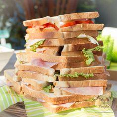 Sandwich, sandwich, sandwich!!!