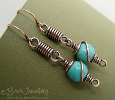 elegant wire wrap design