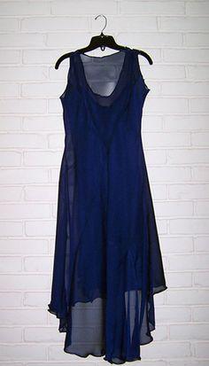 Blue River Dress