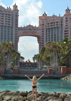 McKenna Bleu: Atlantis- Bahamas Getaway