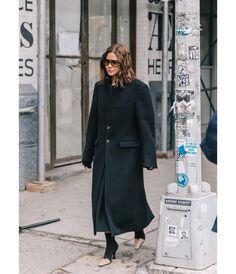 "887 Gostos, 6 Comentários - No:34 (@no34style) no Instagram: ""❤️  @collagevintage2 #loveit #cokiyi #newyorkfashionweek #streetstyle #cool #women #fashionstyle…"""