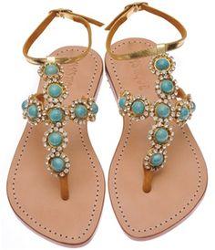 ed752430cb37e3 my fav summer sandals Beaded Sandals