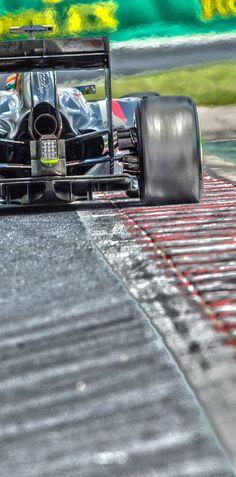 On Track at the 2014 Hungarian Grand Prix. #F1 #SauberF1Team