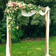 Ceremony decoration and styling. For all your Wedding hire needs Chairs, arches, aisle decorations. Specialising in Garden and Beach weddings- Victoria wide