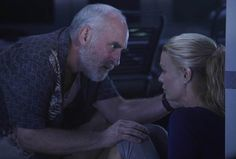 Dale (Jeffrey DeMunn) & Andrea (LaurieHolden) | TWD