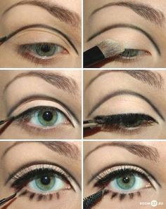 7 Eyeliner Looks You Need To Add To Your Makeup Repertoire Immediately | Bustle