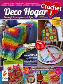 Crochet DECO Hogar Nº 01 - 2013