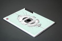Concrete Magazine by Ryan Bosse, via Behance