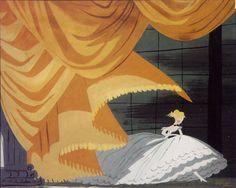 mary blair- Cinderella concept art