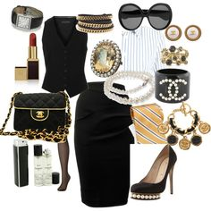 Tie it Up, created by bunnyg on Polyvore