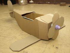 best ideas about Cardboard Cardboard Airplane, Cardboard Car, Airplane Crafts, Airplane Decor, Cardboard Box Crafts, Airplane Party, Paper Crafts, Cardboard Castle, Airplane Costume