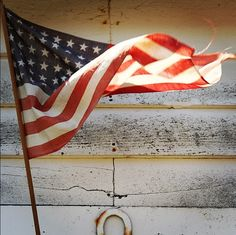 What does seeing our flag make you think of?  Freedom?  BBQ's? Family?