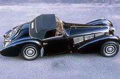 1937 Bugatti T57SC Gangloff Drophead Coupe