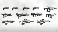 Bungie reveals more concept art at Destiny Panel - GDC 2013