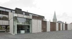 Image 16 of 21 from gallery of Office Solvas / GRAUX & BAEYENS architecten. Photograph by Luc Roymans