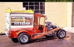 George Barris Custom Cars | TUNING FEVER :: ICECREAM TRUCK GEORGE BARRIS CUSTOMS - CUSTOM CARS