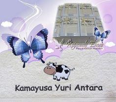 Souvenir handuk exclusive dengan box souvenir + pita + thank you tag  http://www.rajawaliemas.com/