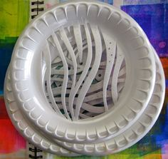 Here's a great way to repurpose styrofoam plates to use in monoprinting! Watch this video for ideas on how to make your own unique reusable...