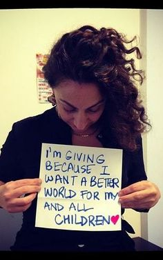 """Snap An """"Unselfie"""" And Join In On A Day Of Giving, Not Buying 