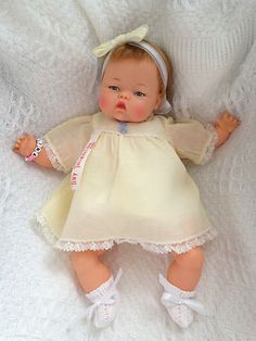 ideal tiny thumbelina 14 inch...another favorite doll