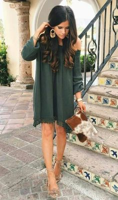 cute date night outfit ideas, dress style and fashion