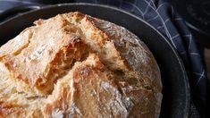 weizengriess02 No Knead Bread, Bakery, Eat, Breakfast, Food, Versuch, Paleo, Vegan Baking, Cooking