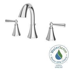 Pfister Saxton 8 in. Widespread 2-Handle High-Arc Bathroom Faucet in Polished Chrome - GT49-GL0C - The Home Depot