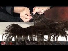 How to Make and Wear Halo Extensions Free Video Tutorial | Doctored Locks Tutorials