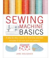 Cico Books-Sewing Machine Basics