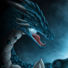 Blue Metal by =DarknessProtection on deviantART