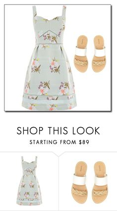 """""""Untitled #2"""" by ruza66-c ❤ liked on Polyvore featuring Oasis and Soludos"""