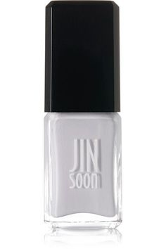 JINsoon - Chris Riggs Graffiti Art Nail Polish Collection - Grace, 10ml - Gray