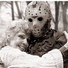 Kane Hodder, Wtf Moments, Need A Hug, Jason Voorhees, Friday The 13th, Live Action, Real People, Horror Movies, I Movie