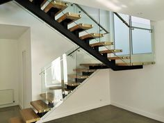At Toughn Glass, we offer frameless glass balustrade in Melbourne for many purposes and they can be customized as per the clients need as well. What are you waiting for? Contact us today! Wire Balustrade, Frameless Glass Balustrade, Melbourne House, Glass Railing, Glass Door, Beams, Living Spaces, Home Improvement, Stairs