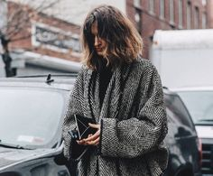 Keep calm and cozy on Click the link in bio for 20 coats that are borderline bathrobes to make you hate winter less//via Pinterest