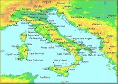 italy and croatia map | Map of Europe Map of Croatia | Travel